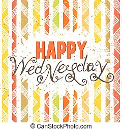 happy wednesday illustrations and stock art 266 happy wednesday rh canstockphoto com happy wednesday clipart images happy wednesday animated clipart
