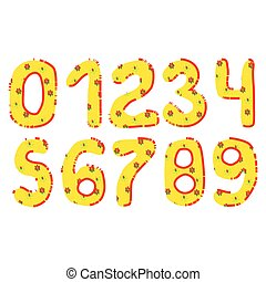 Handwritten Numbers  Set