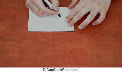Handwritten word Cash