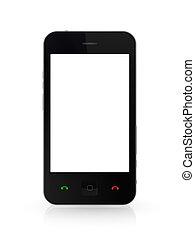 handy, modern, touchscreen.