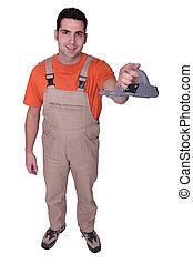 handyman, 保有物, 道具