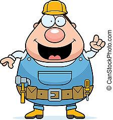 handyman, 考え