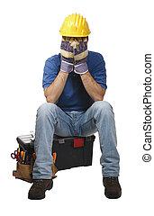 handyman, het niet doen