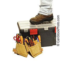 handyman, redskaberne