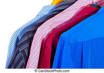 hanger, hemd