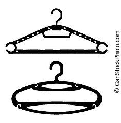 Hanger icons