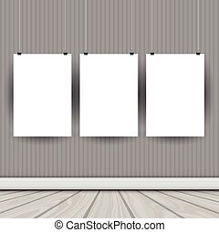 hanging blank picture frames 1611 - Hanging blank picture...
