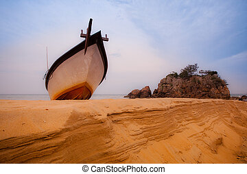 Hanging Fisherman's Boat