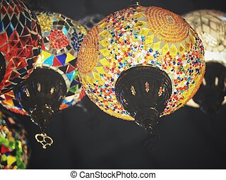 Hanging lamps india