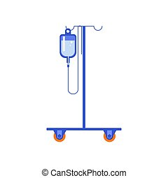 Hanging Medical Dripper Composition