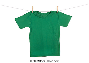 Hanging Tee shirt