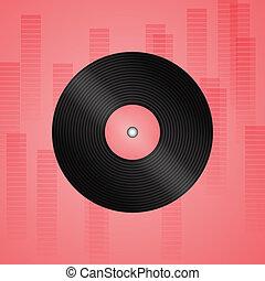 hanglemez, vinyl