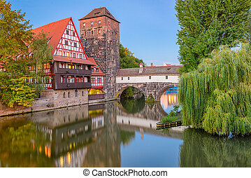 Hangman's Bridge, Nuremberg