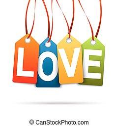Hangtags LOVE
