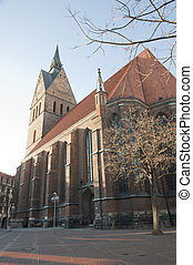 Hannover - Marktkirche in hannover
