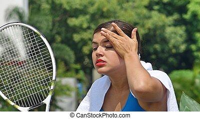 hansúlyos, női, teniszjátékos