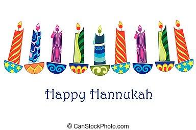 hanukkah, feliz