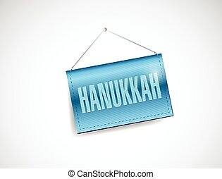 hanukkah hanging banner