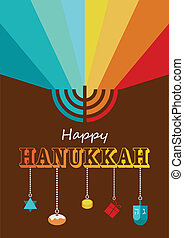 hanukkah, infographics