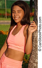 Happiness Fitness And Teen Girls