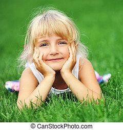 happiness  girl