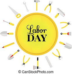 Happy 1st may lettering vector background. Labour Day logo...