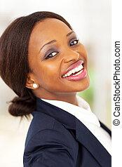 african american corporate worker