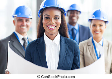african american female architect