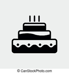 Happy Birthday Cake.