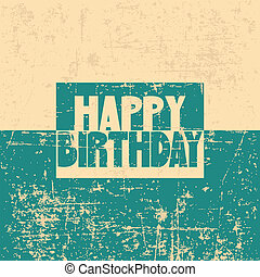 happy birthday card - happy birthday greeting card...