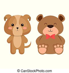 happy birthday card with bear