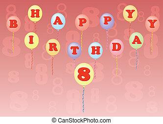 happy birthday eight years