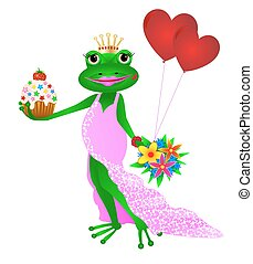 Happy Birthday frog.