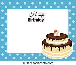 happy birthday invitation