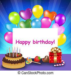 happy birthday, karta