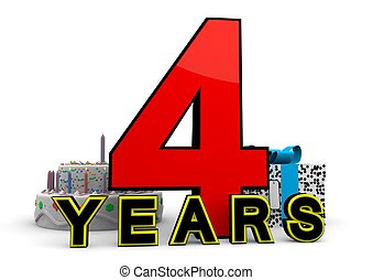 4 Years Old Clip Art And Stock Illustrations 111 4 Years Old Eps