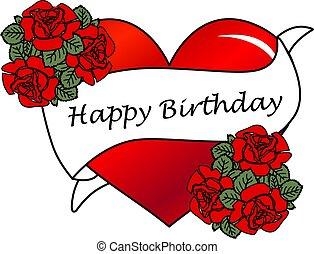 happy birthday - digital happy birthday card