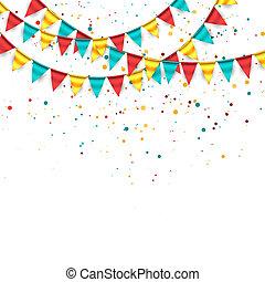 Happy Bithday Background