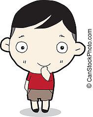 boy cartoon