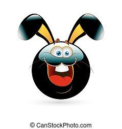 Happy Bunny Smiley