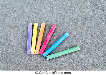 Happy Chalks for a new beginning at school
