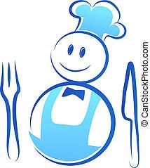 happy chef - 1