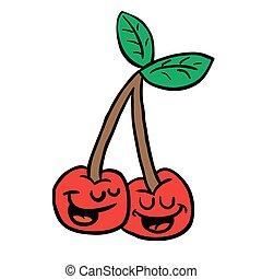 happy cherry