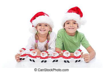 Happy christmas kids