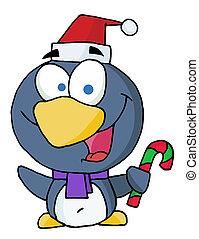 Happy Christmas Penguin