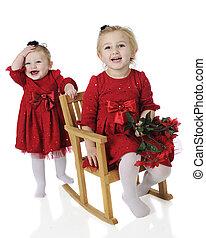 Happy Christmas Sisters