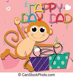 Happy day, Dad