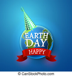 Happy Day earth.