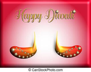 Indian festival diwali greetings with artistic rangoli design happy diwali greetings m4hsunfo