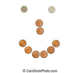 Happy dollar